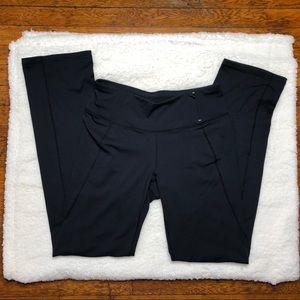 CALIA Essential Straight Fit Stretch Pants black